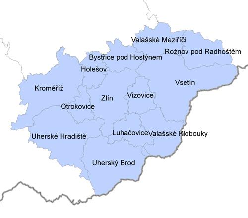 49a2e0632f2 RISY.cz - Mapy - Zlínský kraj